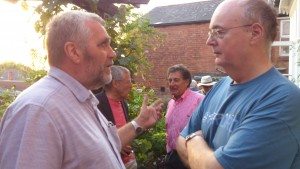 David & Neil Summer Party 2014